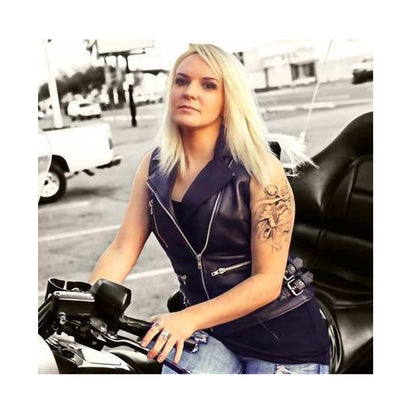 Women's Motorcycle Vests