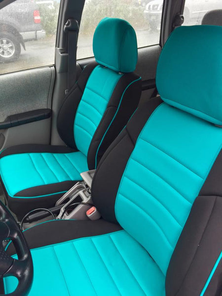 Truck Seats For Sale >> Custom Neoprene Car and Truck Seat Covers | Alaska Leather