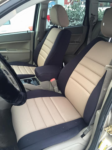 Custom Neoprene Car and Truck Seat Covers