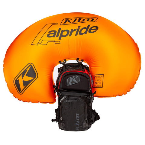Aspect 16L Avalanche Airbag Pak Out of stock 20/21 Season 2/6/21