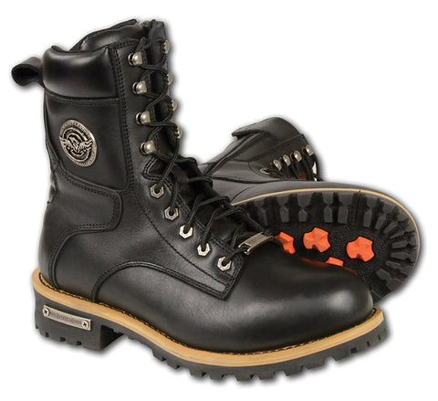 Milwaukee Leather Logger Boot