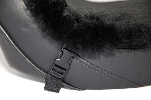 Small Sheepskin Buttpad