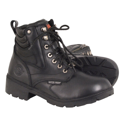 Milwaukee Women's Short Zip Waterproof Boot