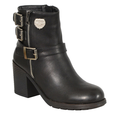 Milwaukee Triple Buckle Boot