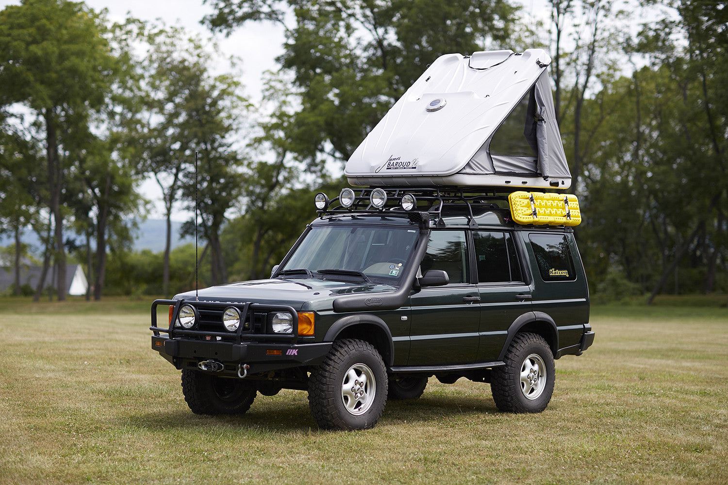 extreme rooftop tent alaska leather