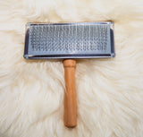Sheepskin Care Brush