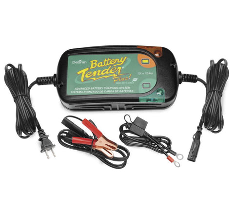 Battery Tender Plus 1.5-Amp High-Efficiency Battery Charger