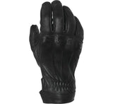 Onyx Leather Women's Gloves