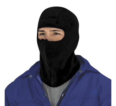 ZANheadgear Microfleece Balaclava with Zipper
