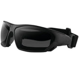 Bobster Crossover Convertible Goggle Sunglasses