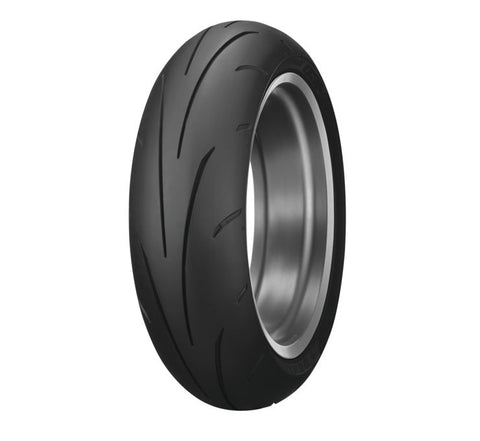 Dunlop Sportmax Q3+ Hypersport Rear Tires