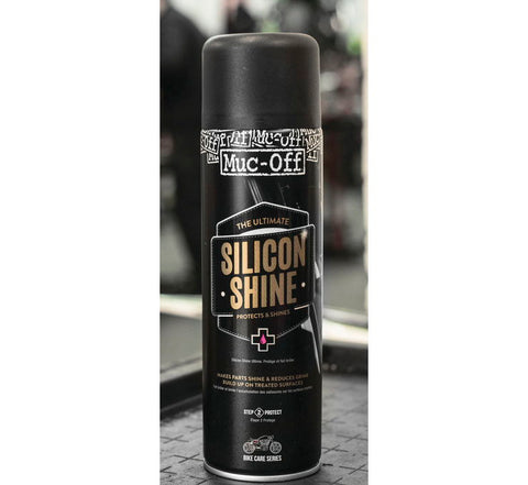 Muc-Off Silicon Shine