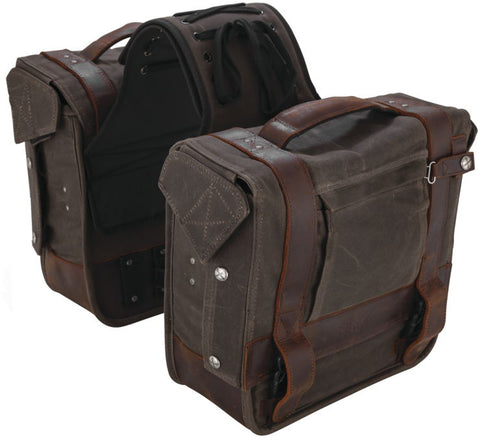 Burly Brand Voyager Throw Over Saddlebags