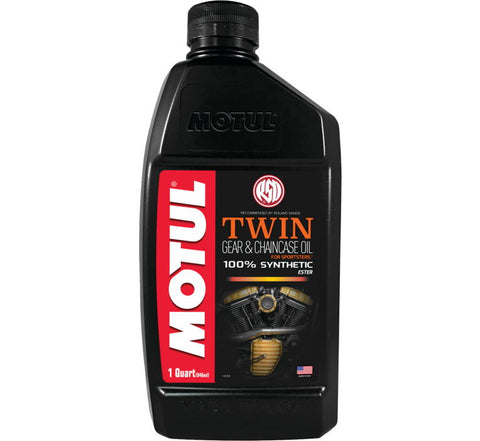Motul Twin Gear and Chain Case Synthetic Oil