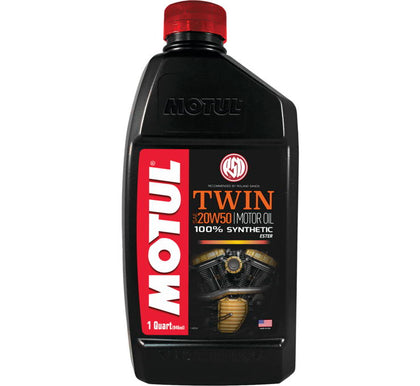 Motul Twin Synthetic Engine Oil