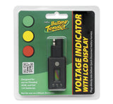 Battery Tender Voltage Indicator with LCD Display