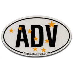 Reflective ADV Sticker