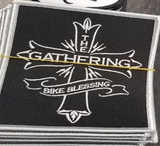 The Gathering Patch aka Bike Blesssing