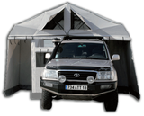 Nomad 160 Soft Rooftop Tent