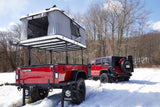 Grand Raid Trailer Tent Outdoors