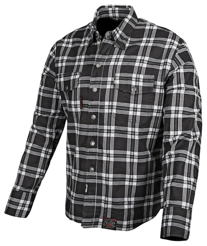 Speed and Strength Black 9 Men's Moto Shirt