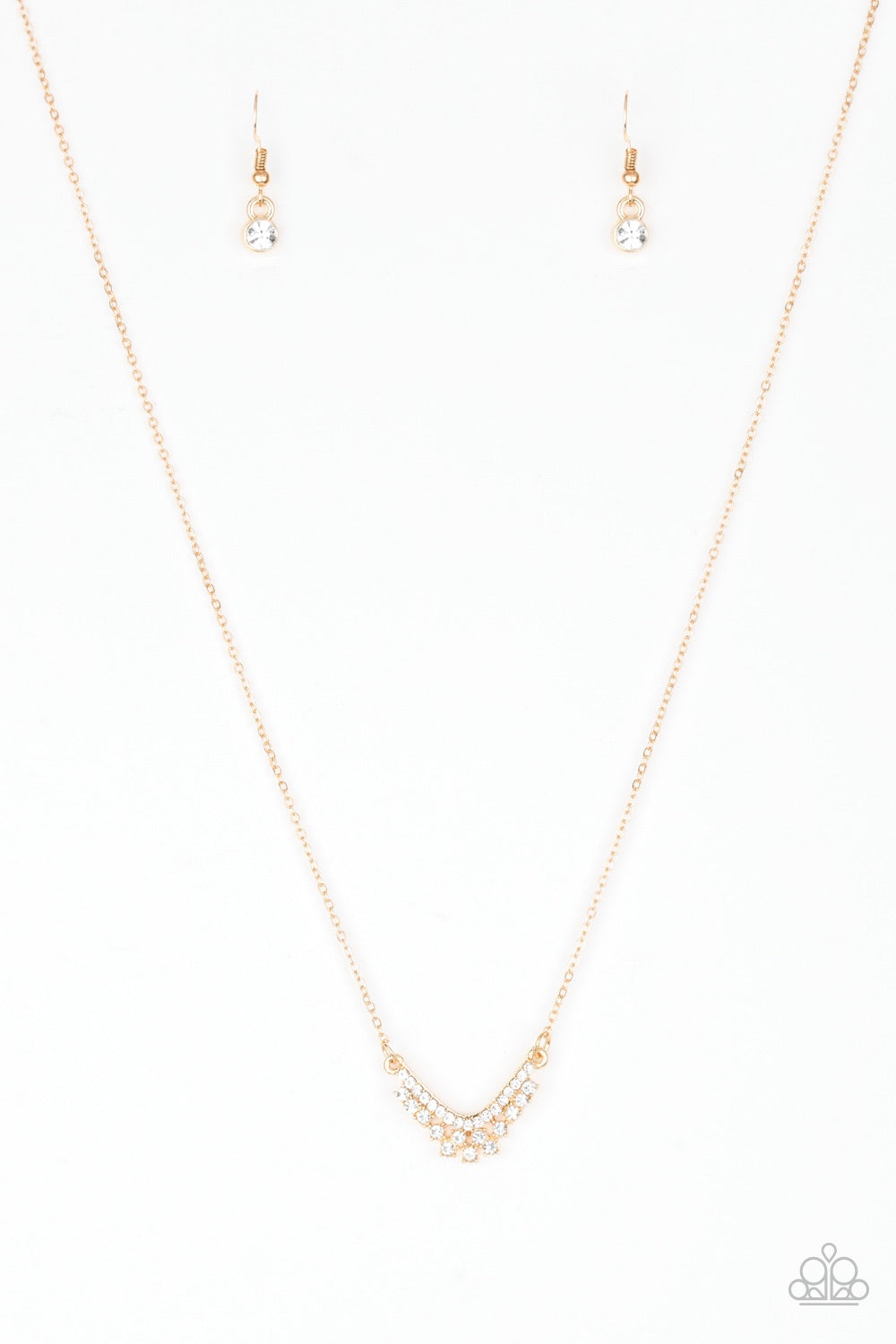 9a84b288921ed Paparazzi Accessories Necklaces Classically Classic - Gold Necklace