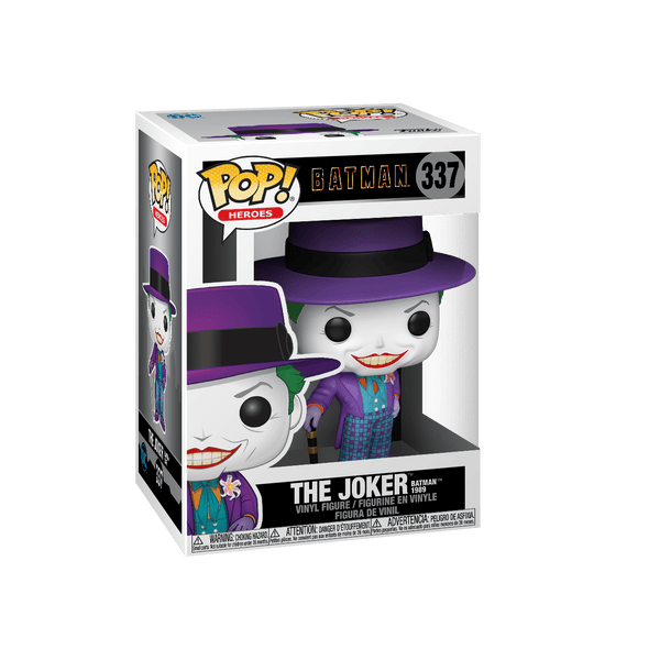 Batman 1989 Joker Pop Vinyl (Common)