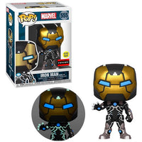 Iron Man Model 39 Glow-in-the-Dark Pop! Vinyl Figure - Exclusive