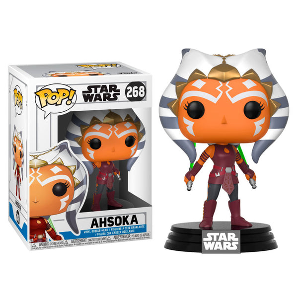 Star Wars: The Clone Wars Ahsoka Pop! Vinyl Figure #268