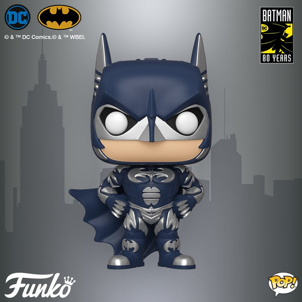 Batman 1997 80th Anniversary Pop! Vinyl Figure