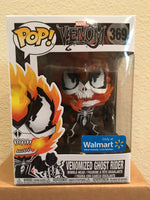 Venomized Ghost Rider Funko Pop