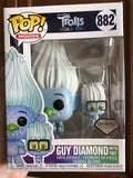 Trolls World Tour Guy Diamond with Tiny Diamond Pop! Vinyl Figure