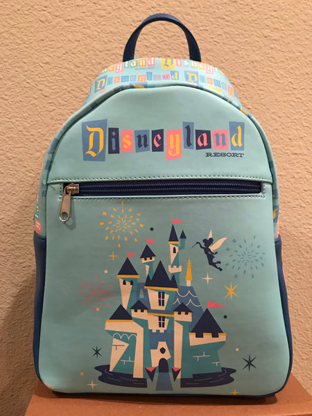 Disneyland 65th Anniversary Mini Backpack