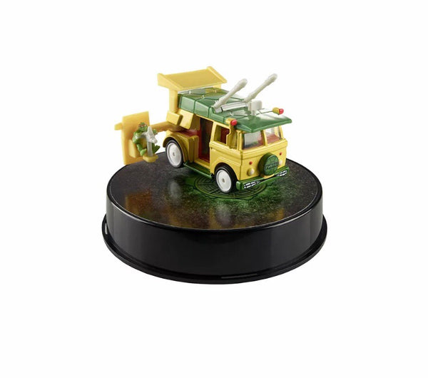 2019 SDCC Teenage Mutant Ninja Turtles Party Van Hot Wheels