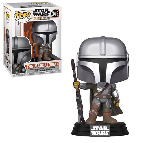 Star Wars: The Mandalorian Final Armor Pop! Vinyl Figure