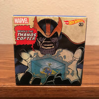 Hot Wheels® Marvel Thanos Helicopter - 2018 SDCC Exclusive