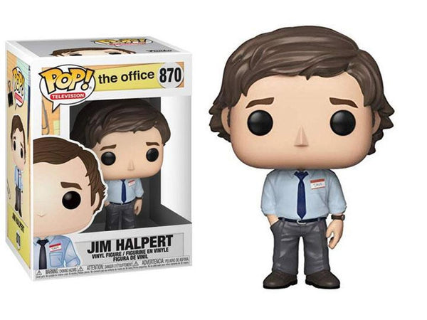 The Office Jim Halpert Funko Pop (Common)