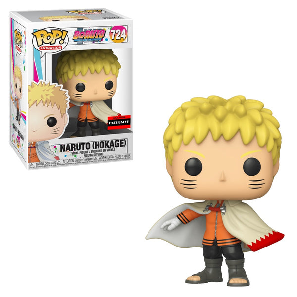 Boruto: Naruto Next Generations Naruto Hokage Pop! Vinyl Figure - AAA Anime Exclusive - Common Only