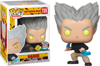 PREORDER - One Punch Man Garou Flowing Water Glow-in-the-Dark Pop! Vinyl Figure - Specialty Series