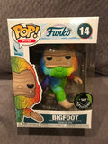 Rainbow Bigfoot Funko Pop