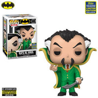 DC Comics Ra's al Ghul Pop! Vinyl Figure - 2020 Convention Exclusive