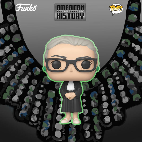 Ruth Bader Ginsburg Pop! Vinyl Figure - In Stock