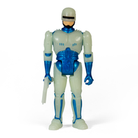 Robocop ReAction Glow in the Dark Figures - NYCC Exclusive