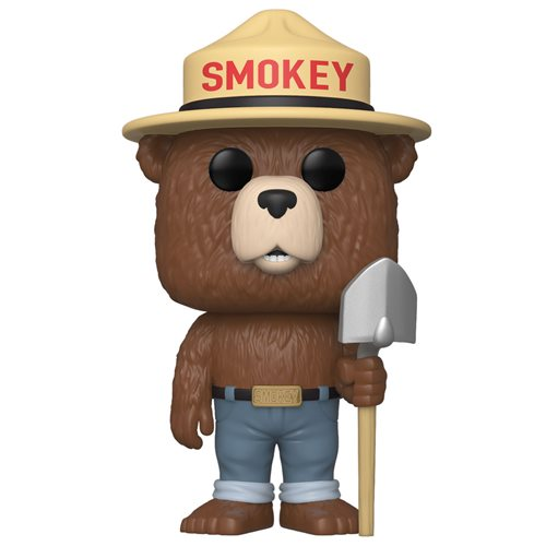 Smokey the Bear Pop! Vinyl Figure