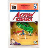 Hot Wheels® DC Superman Action Comics #1 - 2018 SDCC Exclusive