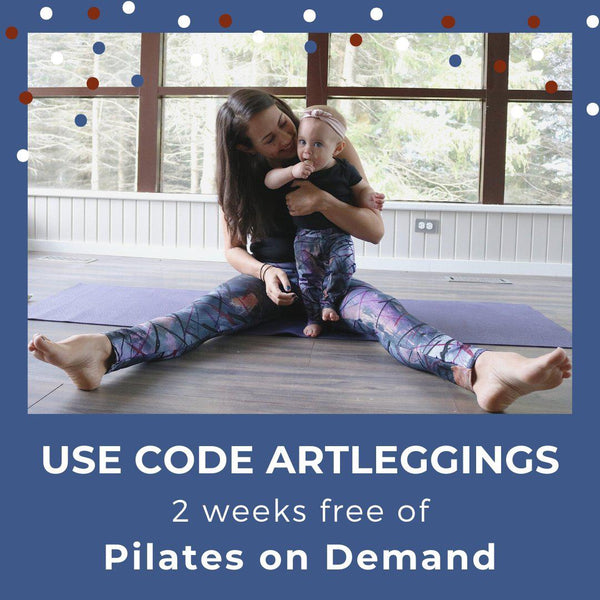 Get 2 Weeks of Free Pilates on Demand