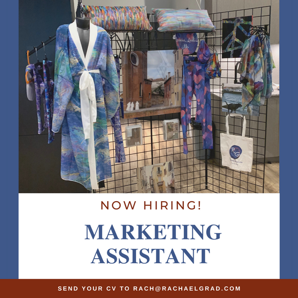 Hiring: Marketing Assistant in Toronto