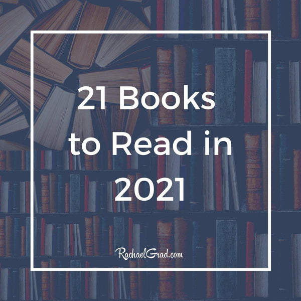 Book Recommendations and Reading Goals for 2021