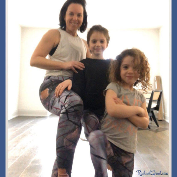 Mom and Me Leggings as seen on TikTok!