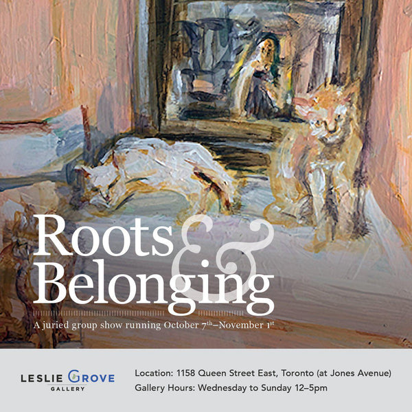 Roots & Belongings Art Show